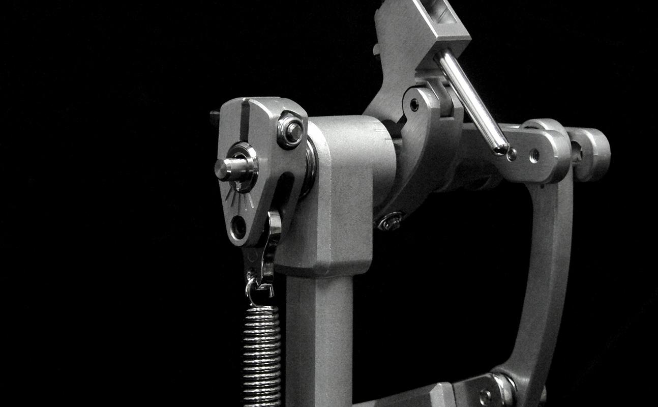 Pearl P-3000D Demon Single Direct Drive Bass Drum Pedal w/Case
