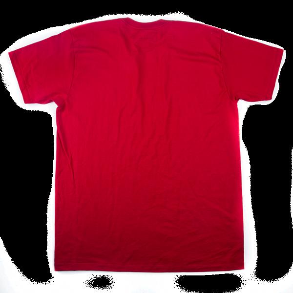 Charvel Toothpaste Logo Men's T-Shirt, Red, L