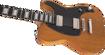 Charvel Joe Duplantier Signature Pro-Mod San Dimas® Style 2 HH E Mahogany, Ebony Fingerboard, Natural