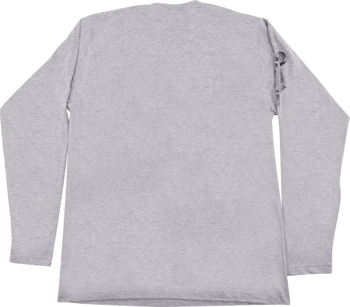 Charvel Charvel® Headstock Long Sleeve T-Shirt, Gray, XL