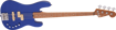 Charvel Pro-Mod San Dimas® Bass PJ IV, Caramelized Maple Fingerboard, Mystic Blue