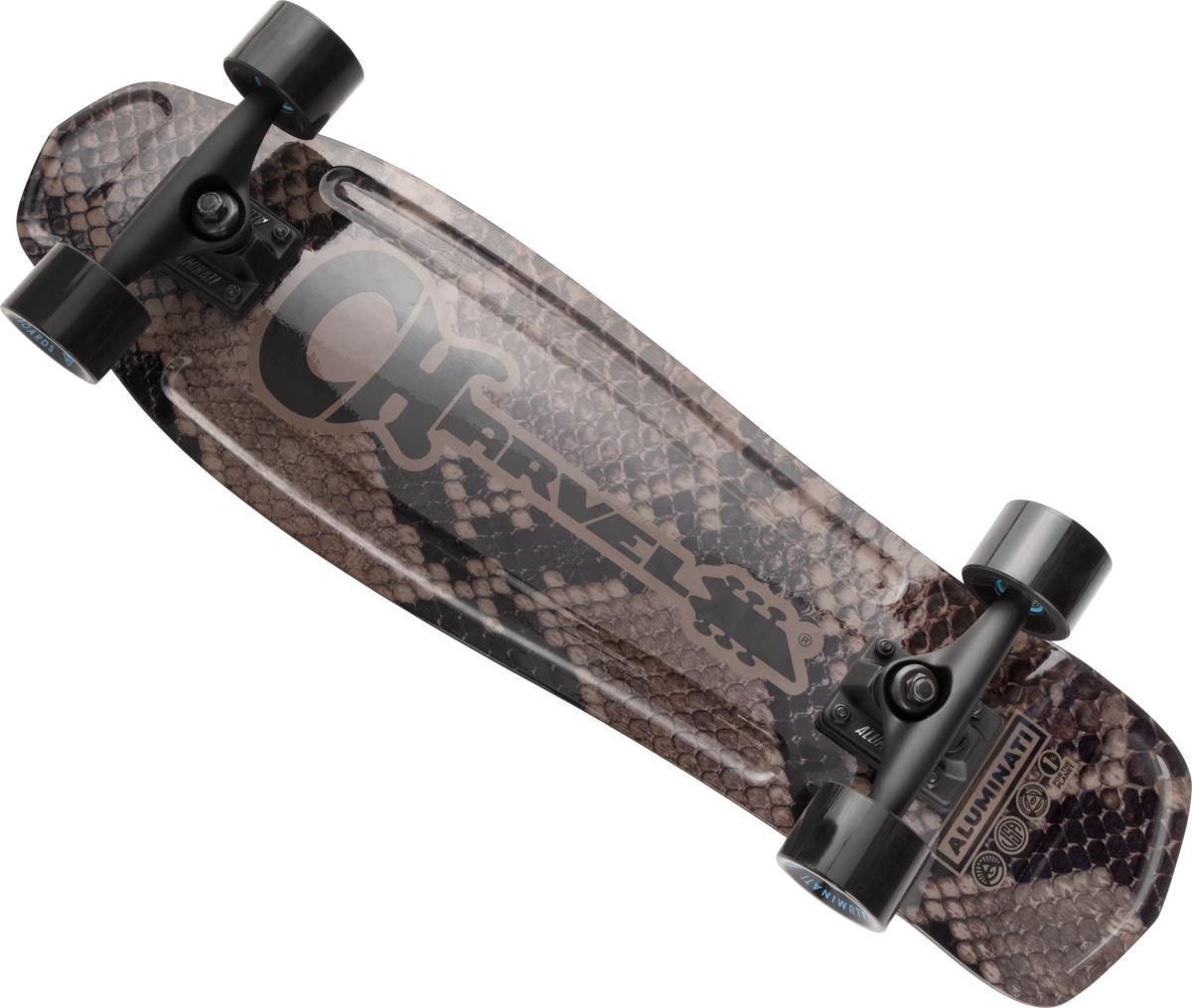 Charvel Snake Skateboard