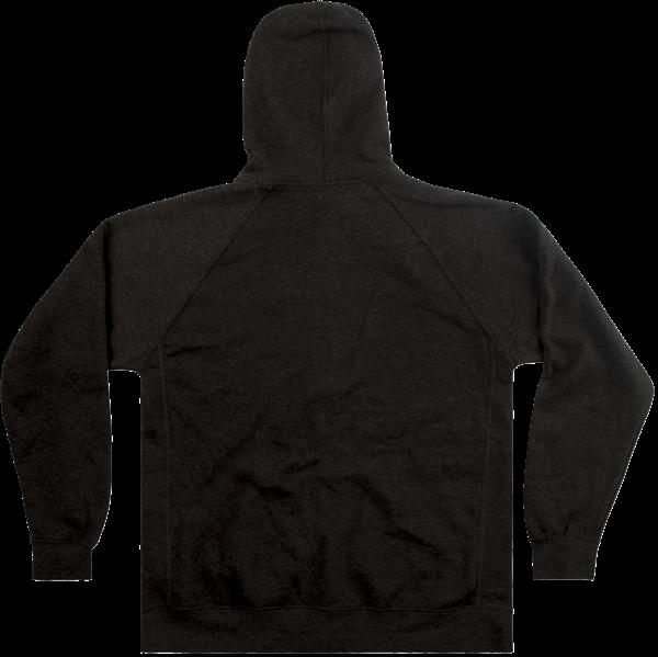 Charvel Logo Hoodie, Charcoal, XL
