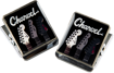 Charvel Toothpaste Logo Clip Magnets (2-Pack)