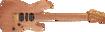 Charvel Pro-Mod DK24 HSH 2PT CM Mahogany, Caramelized Maple Fingerboard, Natural