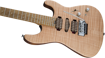 Charvel Guthrie Govan Signature HSH Flame Maple, Caramelized Flame Maple Fingerboard, Natural