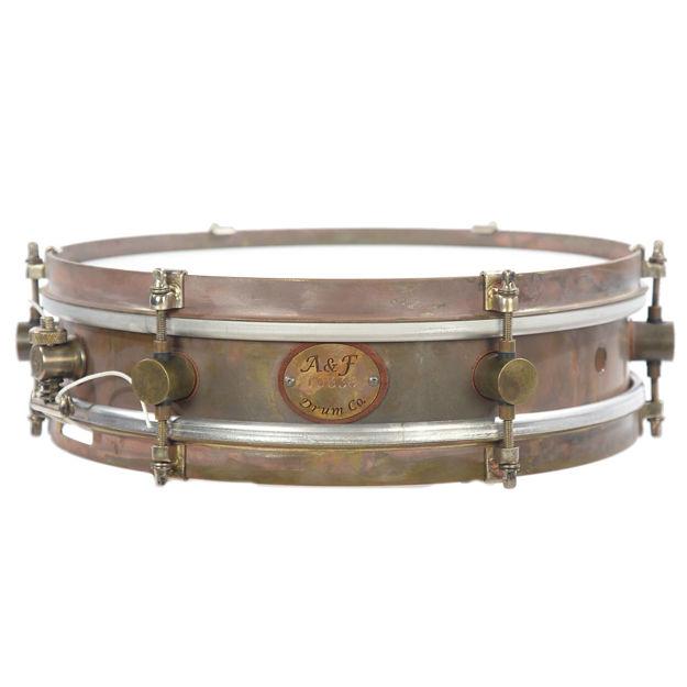 A&F 3x13 Raw Brass Snare