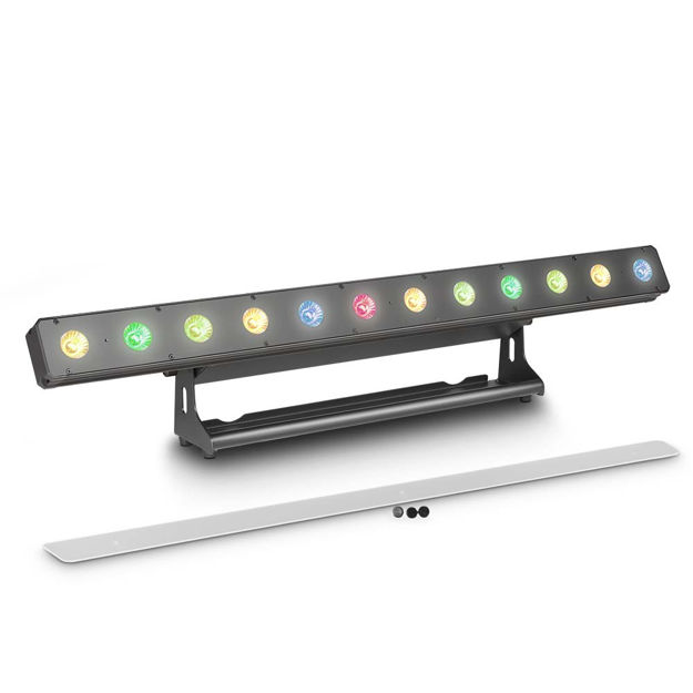Cameo PIXBAR 400 PRO - Professional 12 x 8 W RGBW LED Bar | pris pr stk