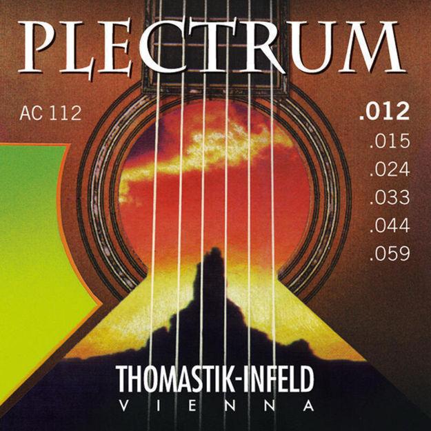 Thomastik-Infeld Strings for Acoustic Guitar Plectrum Acoustic Series Set - AC112