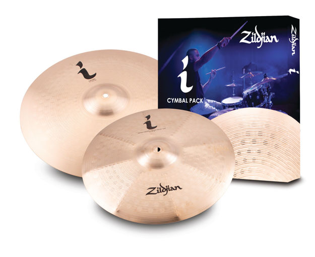 Zildjian I-Family Expression Pack (17/14)