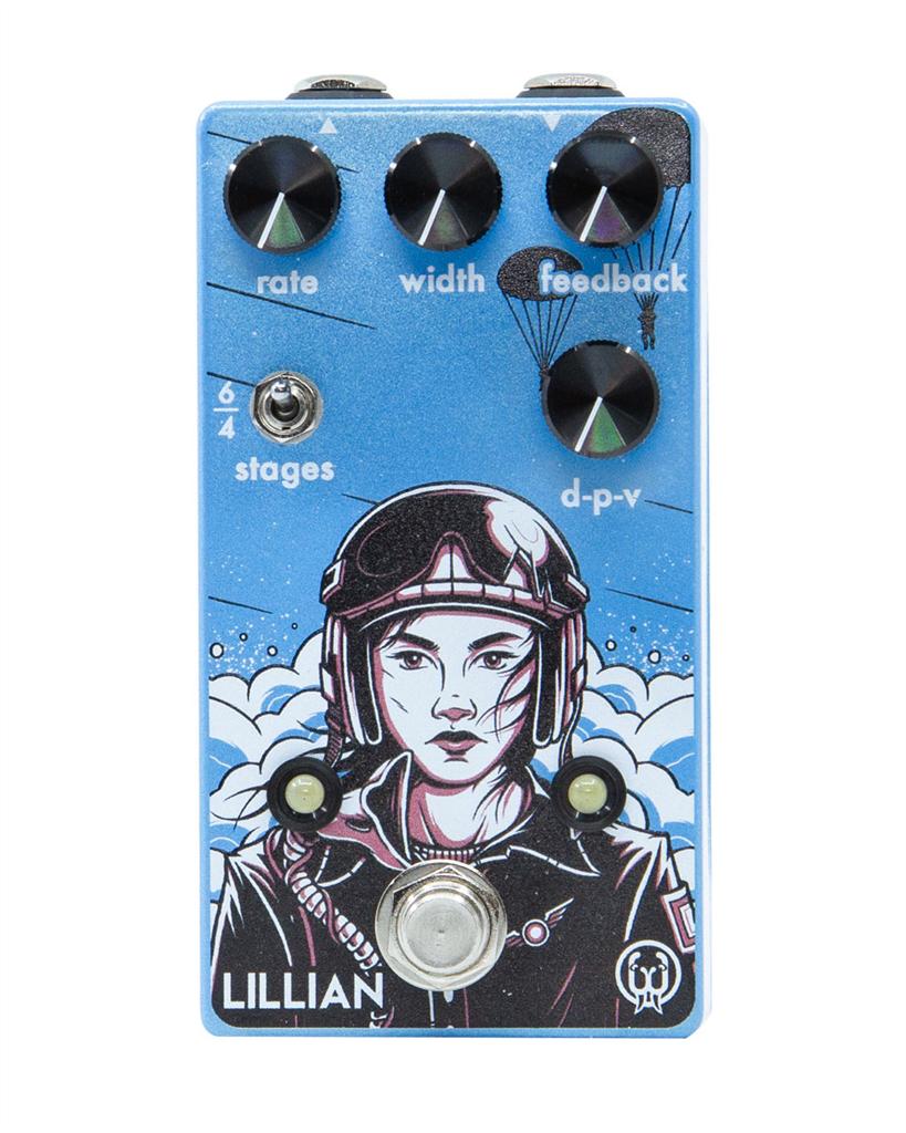 Walrus Audio Lillian Analog Phaser FX Pedal