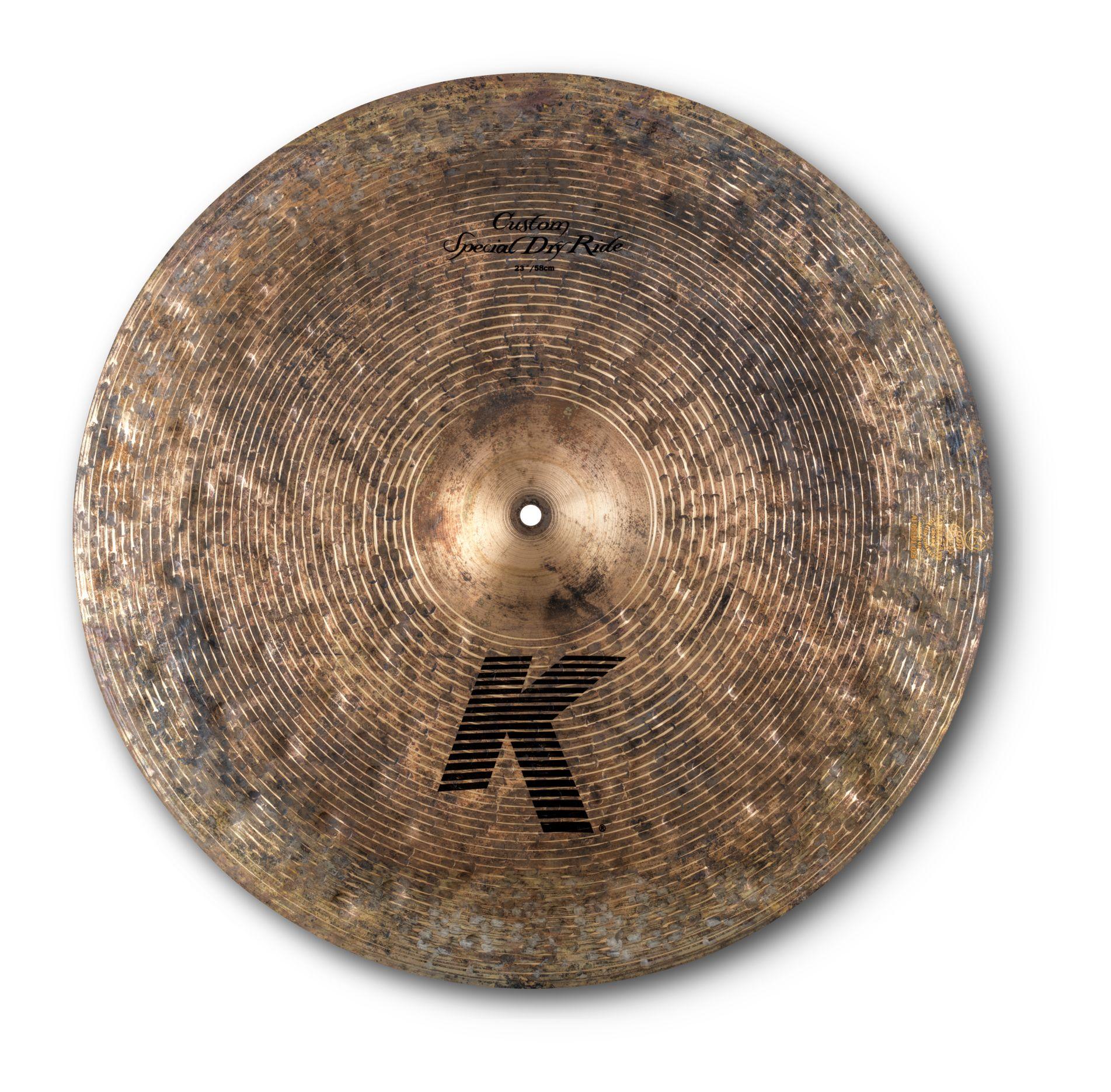"Zildjian 23"" K Custom Special Dry Ride"