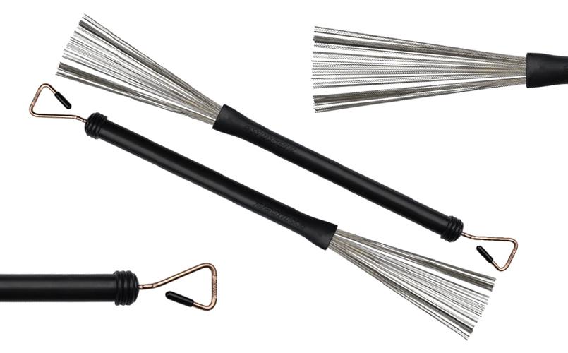 Wincent W-40H Heavy Steel Wire Brush