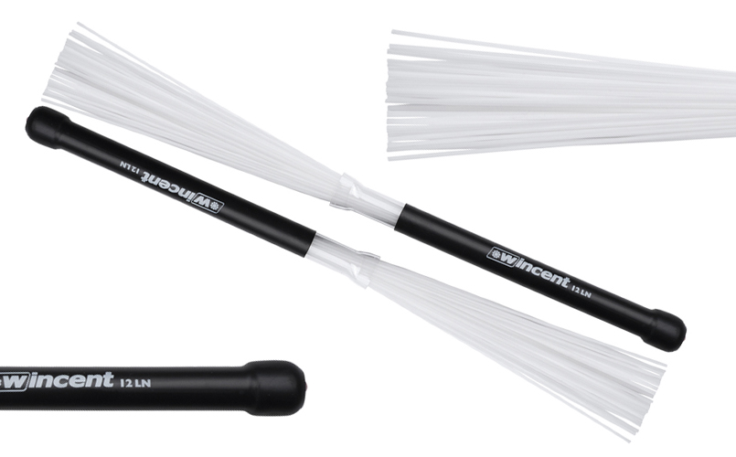 Wincent W-12LN Light Nylon Brush