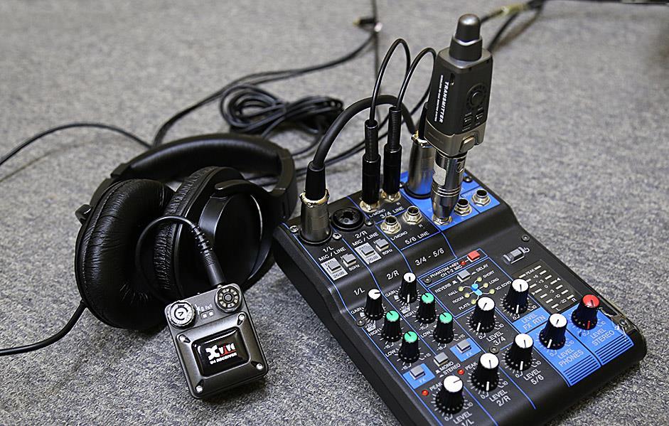 XVIVE U4 Digitalt In-Ear trådlöst system