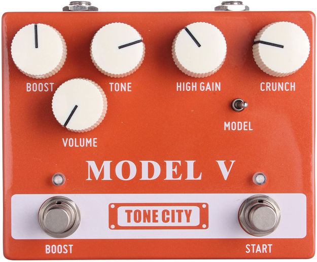 Tone City Model V Distortion