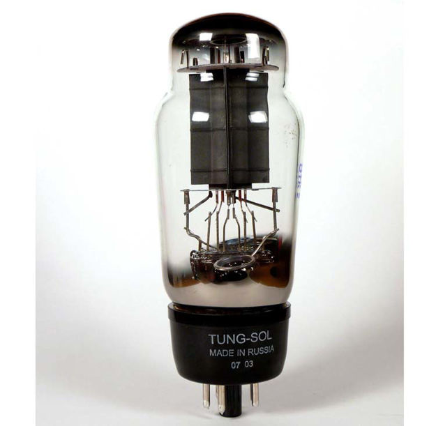 Tungsol Tubes  6L6G Tung-Sol platinum matched (Pricing is per tube)