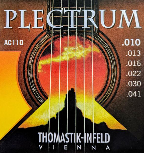 Thomastik-Infeld Strings for Acoustic Guitar Plectrum Acoustic Series Set - AC110