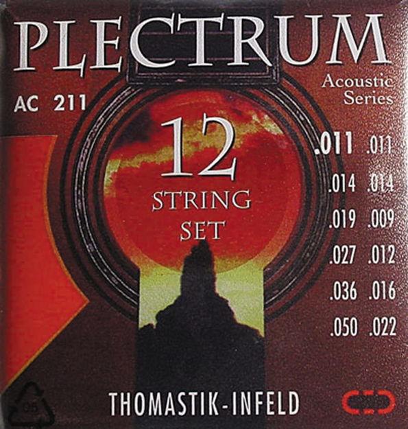 Thomastik-Infeld Strings for Acoustic Guitar Plectrum Acoustic Series Set - AC211