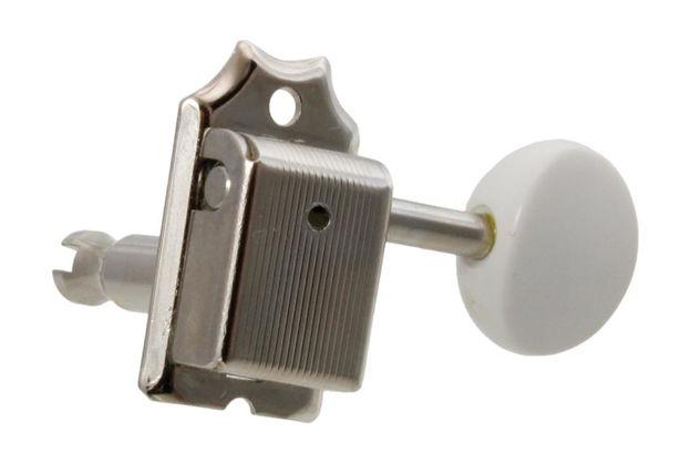 TK-0980-001 Gotoh 6-in-line Vintage Style Keys- set of 6 pcs
