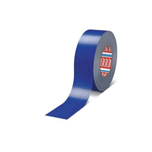 TESA 4688 Gaffa | 50mm x 25m, blå