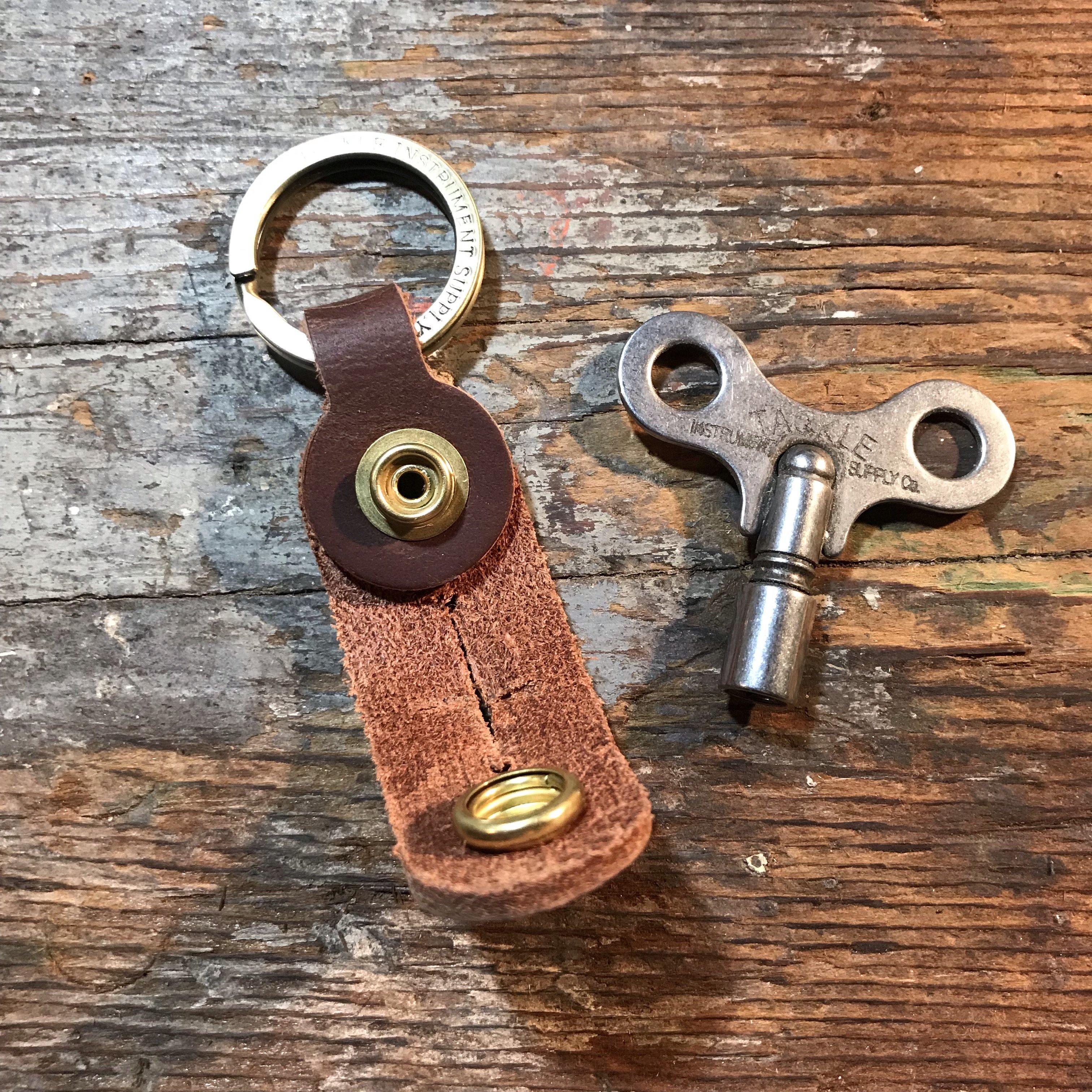 Tackle Timekeepers Drum Key AQU/BRS