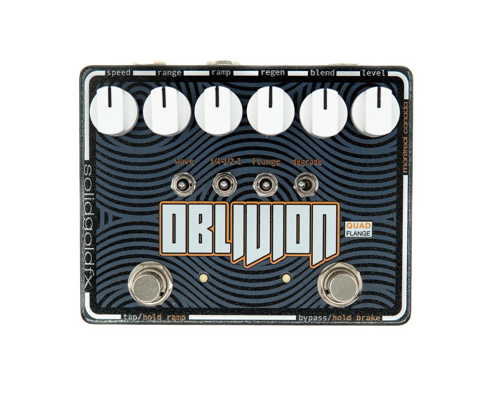 SolidGoldFX Oblivion- Quad Flanger