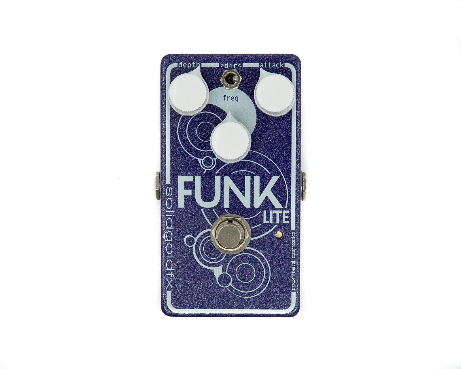 SolidGoldFX - Funk Lite - Envelope Filter