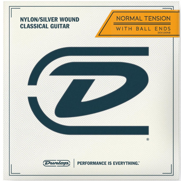 Dunlop Nylon str. DCV100NB Kula Classical Nylon