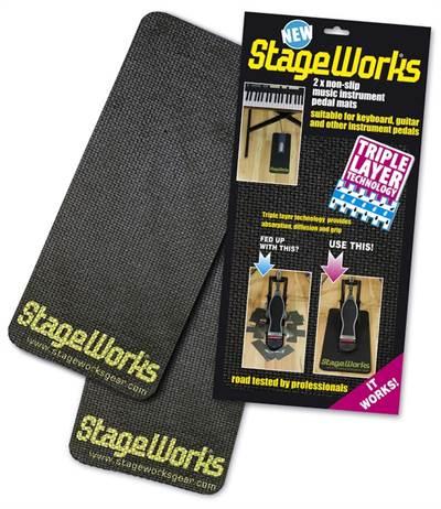 StageWorks - Antiskli Mat - 2stk