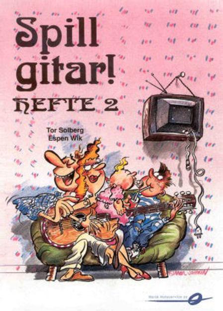 Spill gitar 2 + CD - Solberg, Wik
