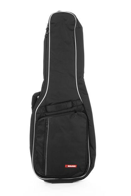 4Sound Deluxe Gigbag Western Gitar