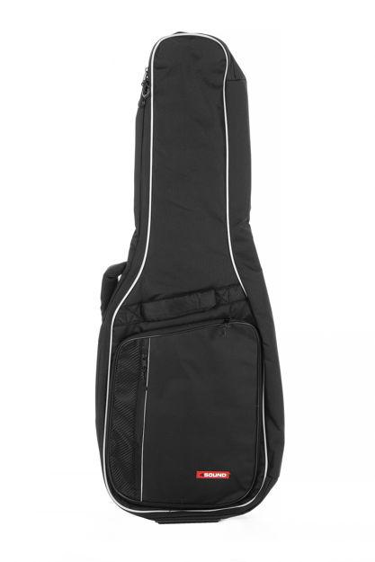 4Sound Deluxe Gigbag Elektrisk gitar