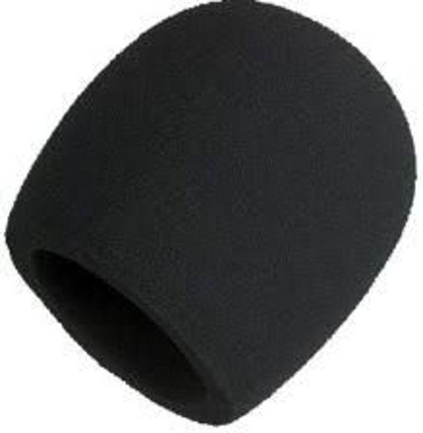 Shure windscreen for 58-type black