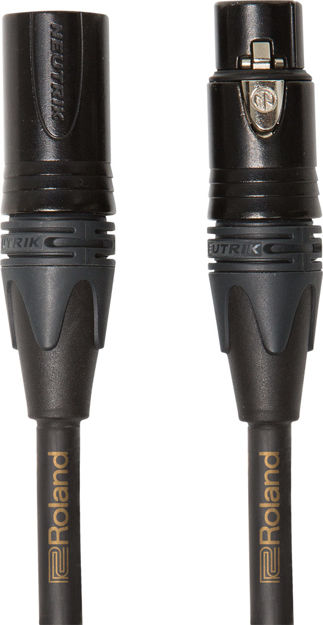Roland RMC-G15 15FT / 4.5M MICROPHONE CABLE