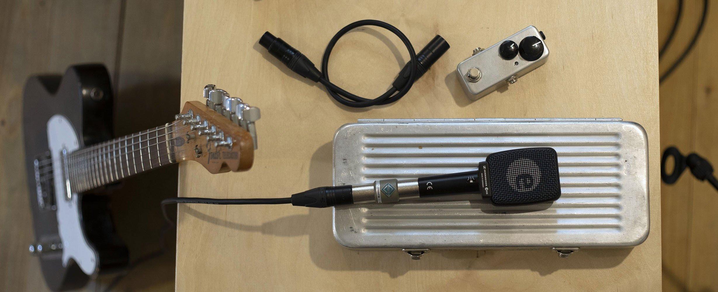 Triton Audio FETHead Germanium