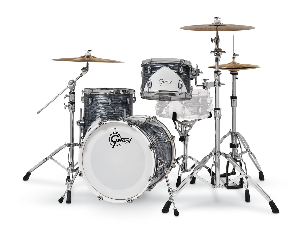 Gretsch Renown 57 Limited Silver Oyster Pearl - Jazz Outfit