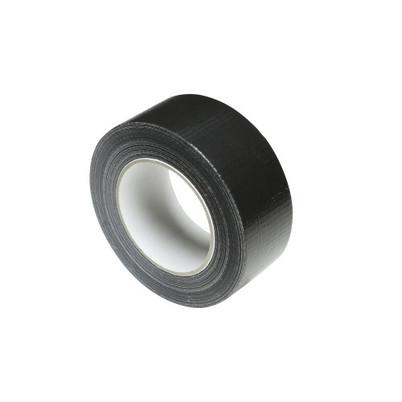 Adam Hall 58063 BLK - Gaffer adhesive Premium Tape black 50mm x 50m   pris pr stk
