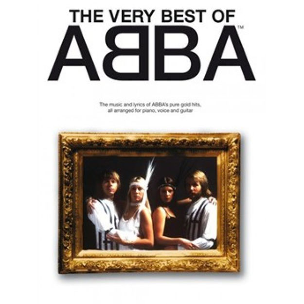 Abba - Very best of PVG Sang, Gitar, Piano & Keyboard