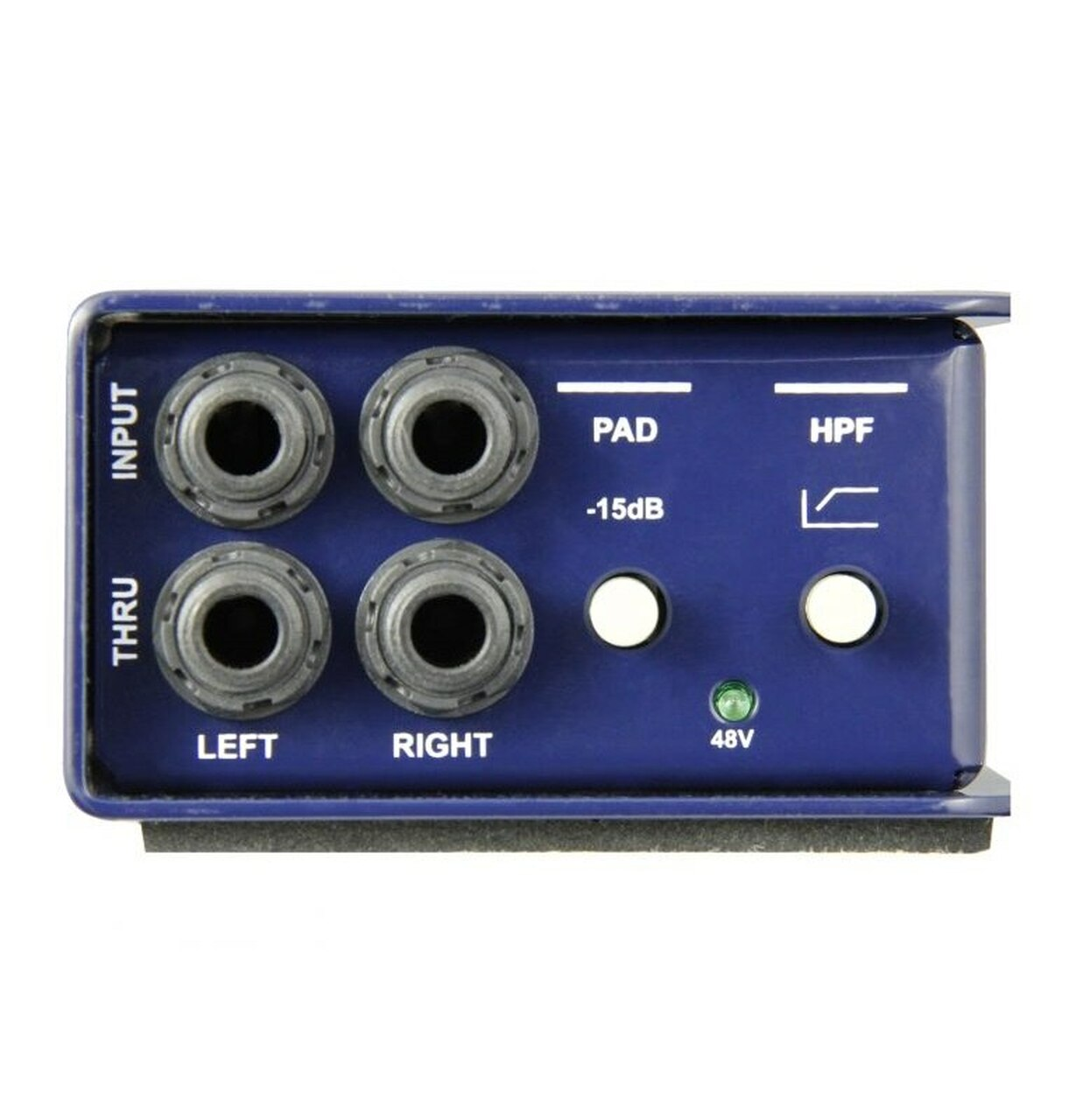 Radial J48 Stereo Phantom Powered Active Direct Box