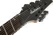 DEMODEAL | Jackson X Series Dinky™ Arch Top DKAF7 MS, Laurel Fingerboard, Multi-Scale, Gloss Black