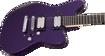 DEMODEAL | Jackson Pro Series Signature Rob Caggiano Shadowcaster, Ebony Fingerboard, Purple Metallic