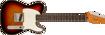 Squier FSR Classic Vibe '60s Custom Esquire®, Laurel Fingerboard, Parchment Pickguard, 3-Color Sunburst