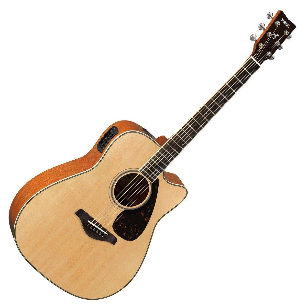 Yamaha FGX820C NATURAL Yamaha Folk Guitar