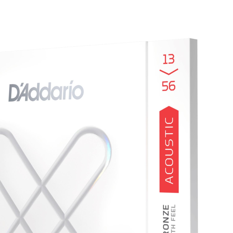 Daddario Fretted XSAPB1356