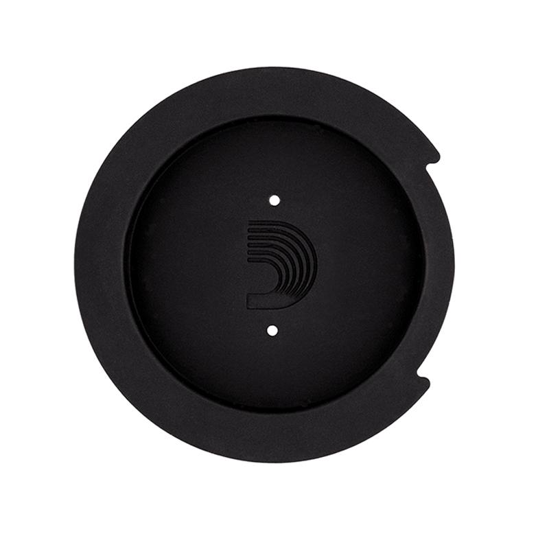 D'Addario Screeching Halt Acoustic Soundhole Cover