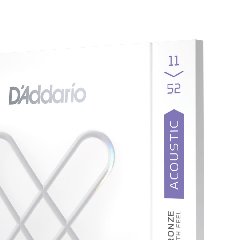 Daddario Fretted XSAPB1047-12