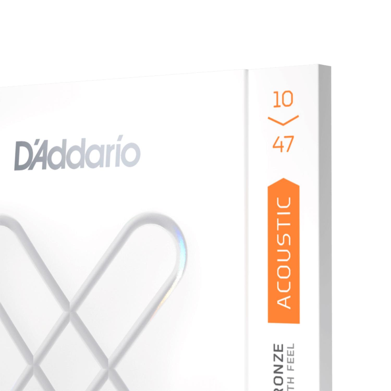 Daddario Fretted XSAPB1047