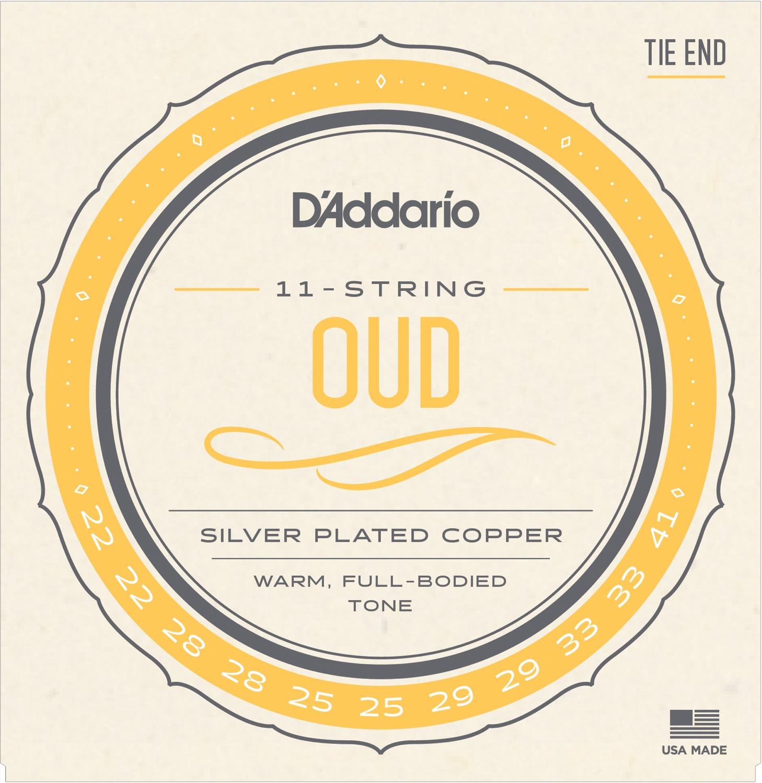D'Addario EJ95 Oud/11-String Set
