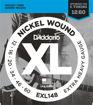 D'Addario EXL148 Nickel Wound Electric Guitar Strings, Extra-Heavy, 12-60